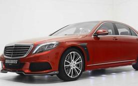 Mercedes-Benz S-Class phiên bản Giáng sinh cho nhà giàu