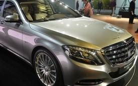 Mercedes-Maybach S600 có thể về Việt Nam với giá gần 10 tỷ Đồng