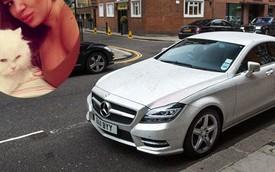 Nữ sinh sở hữu xe sang Mercedes-Benz nạm cả triệu viên đá quý