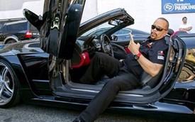"Rapper ""gạo cội"" Ice-T khoe mãnh thú Mercedes-Benz SL65 AMG"