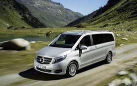 Mercedes-Benz V250 BlueTEC 4Matic – Xe gia đình dẫn động 4 bánh