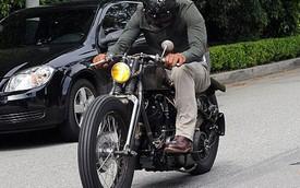 """Điểm lại dàn môtô """"khủng"""" của cựu danh thủ David Beckham"""