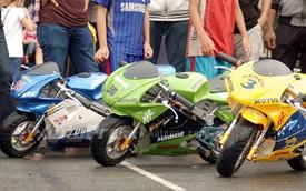 """Dàn """"môtô ruồi"""" khuấy động Vietnam Motorbike Festival 2014"""