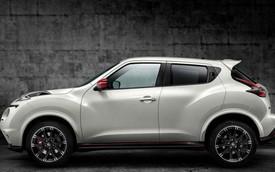 Nissan Juke phiên bản mạnh mẽ hơn không hề rẻ