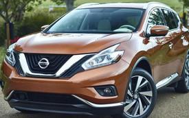 Nissan Murano 2015 có giá khởi điểm 29.560 USD