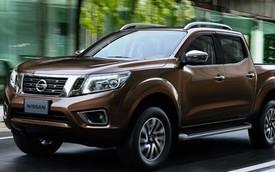 Nissan Navara hoàn toàn mới chính thức ra mắt Đông Nam Á