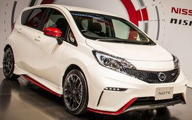 Nissan Note Nismo - Xe hatchback thể thao