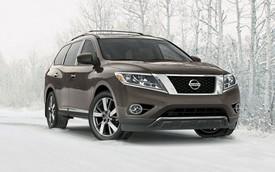 Xe SUV Nissan Pathfinder 2015 đã có giá bán