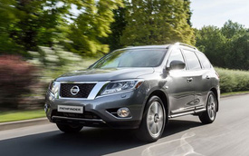 Nissan Pathfinder và Sentra phiên bản Nga trình làng