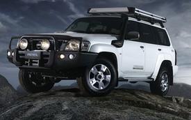 Nissan Patrol Titanium - Phiên bản mới của dòng SUV biểu tượng