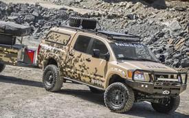 Nissan Project Titan – Xe bán tải hầm hố độc nhất