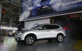 Nissan bắt đầu lắp ráp X-Trail mới tại Nga bất chấp các khó khăn
