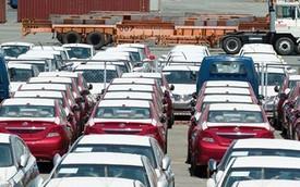 Ôtô nhập khẩu Trung Quốc đang áp đảo thị trường Việt