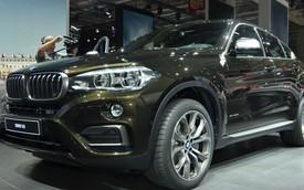 BMW X6 2015 bây giờ mới chính thức ra mắt
