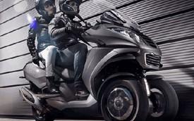 Xe ga Peugeot sắp về tay người Ấn Độ