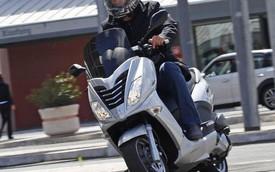 Peugeot Citystar AC - Đối thủ mới của Honda PCX