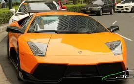 Chiêm ngưỡng những chiếc siêu xe trên đường phố Philippines