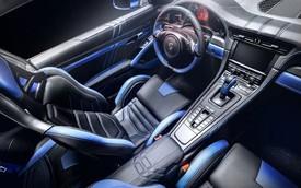 """Nội thất """"đập vào mắt"""" của xe thể thao hạng sang Porsche 911"""