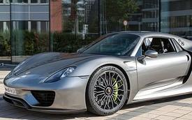 Giám đốc hãng độ nổi tiếng tậu liền 3 siêu xe Porsche 918 Spyder