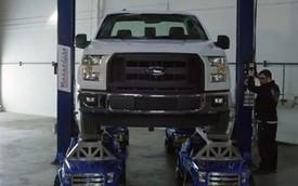 """4 xe đồ chơi có thể đỡ một """"ông vua bán tải"""" Ford F-150"""