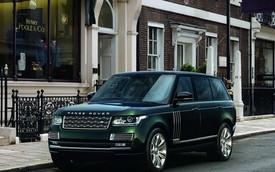 Range Rover phiên bản sang trọng và đắt nhất từ trước đến nay