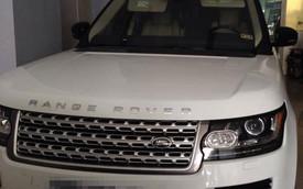 Xe đắt nhất của Land Rover đặt chân đến Việt Nam
