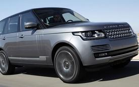 Range Rover và Range Rover Sport 2015 tiết kiệm nhiên liệu hơn