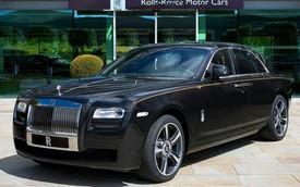 Rolls-Royce Ghost phiên bản độc nhất vô nhị
