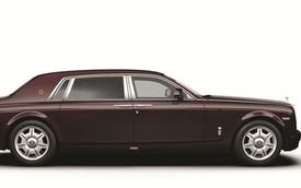 Rolls-Royce Phantom độc nhất vô nhị cập bến Hải Phòng