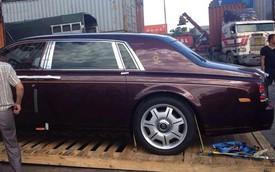 """""""Ảnh sống"""" của Rolls-Royce Phantom Oriental Sun độc nhất Việt Nam"""