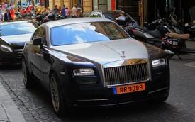 Cận cảnh xe Rolls-Royce siêu sang của tiền đạo Samuel Eto'o