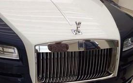 Rolls-Royce Wraith nhập khẩu chính hãng đầu tiên về Việt Nam