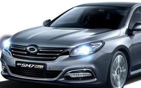 Samsung SM7 Nova 2015 – Xe sedan hạng sang giá cao hơn