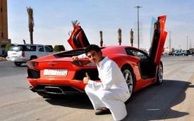 Mãn nhãn với bộ sưu tập siêu xe của thiếu gia Ả-Rập