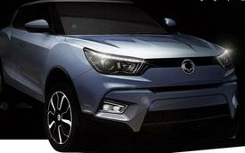 SsangYong Tivoli - Đối thủ mới của Honda HR-V và Hyundai ix25