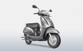 Xe ga Suzuki Access 125 2014: Thay đổi nhỏ, vẫn siêu rẻ