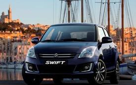 Xe nhỏ xinh Suzuki Swift có phiên bản mới