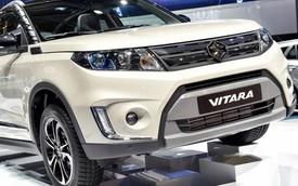 Suzuki Vitara - Xe crossover cỡ nhỏ mới, đối thủ của Honda HR-V