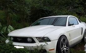 """Ngựa hoang"" Ford Mustang gặp nạn tại Việt Nam"