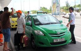 Taxi đồng loạt giảm giá cước từ 14/11