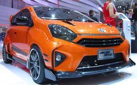 Toyota Agya Furious – Xe giá rẻ hầm hố