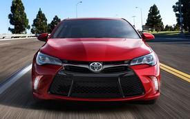Toyota vẫn là hãng xe lớn nhất thế giới