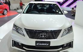Toyota giới thiệu Camry phiên bản Extremo mới