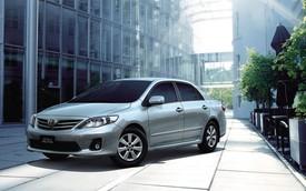 Tặng bảo hiểm 15 triệu đồng cho khách hàng mua Corolla Altis