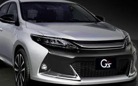 Toyota Harrier Elegance G's – Hình ảnh thể thao của Lexus RX giá rẻ