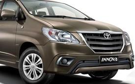 Toyota Innova có thêm phiên bản đặc biệt mới