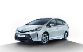 Toyota Prius+ 2015 – Xe 7 chỗ siêu tiết kiệm nhiên liệu