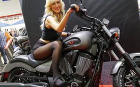 Mãn nhãn với dàn môtô tuyệt đẹp tại triển lãm Intermot 2014