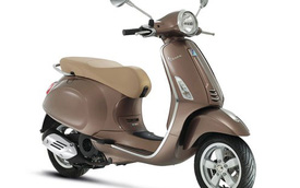 Vespa Elegante – Xe ga cao cấp mới của Piaggio