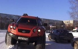 """Viking 29031 – Xe lội nước """"khủng"""" đến từ Nga"""